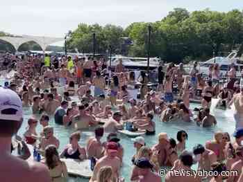 A partygoer who attended the now-infamous Lake of the Ozarks pool party has tested positive for COVID-19, meaning hundreds could have been exposed