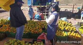 Más de 100 comerciantes expenden productos al por mayor en Juliaca - Diario Correo