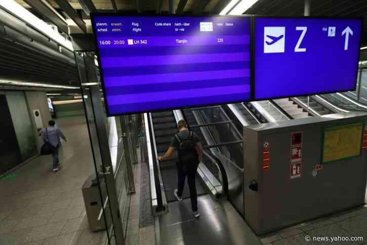 First flight of returning European employees lands in China