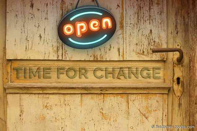 The New Face of Change Management