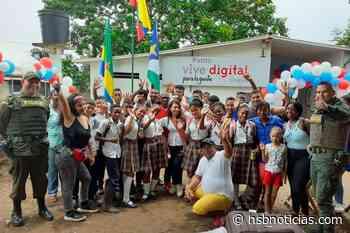 El municipio de Unguía, Chocó, ya tiene su Punto Digital como parte del PNCAV de MinTIC   HSB Noticias - HSB Noticias