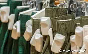 Si veste a cipolla nel camerino per rubare gli abiti: arrestato grazie alla sanificazione - YouTG.net