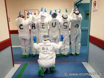 """Entro il week end l'ospedale di Camerino è """"Covid free"""" -VIDEO - Redazione ETV Marche"""