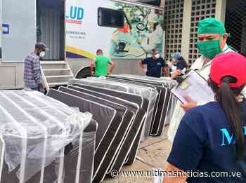Guasdualito recibe insumos para contrarrestar la pandemia - Últimas Noticias