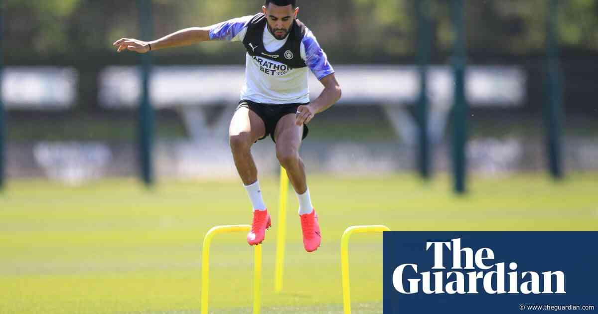 Riyad Mahrez sets Manchester City's sights on Champions League glory