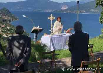 Germignaga, la messa sul lungolago fa il bis - Varesenews