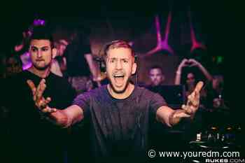 Calvin Harris making his Defected Records debut with release of 'Live Without Your Love' on June 11 - Your EDM