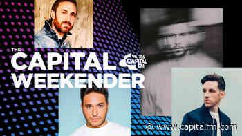 Listen To Mixes From Calvin Harris, David Guetta, Sigala & Jonas Blue On Capital Weekender - Capital