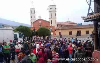 Protestas en San Casimiro tras cumplir tres meses sin suministro de gasolina - El Carabobeño