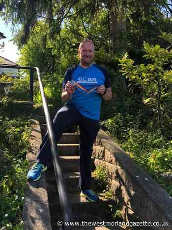 Lockdown marathon raises £333 for the Rosemere Cancer Foundation   The Westmorland Gazette - The Westmorland Gazette