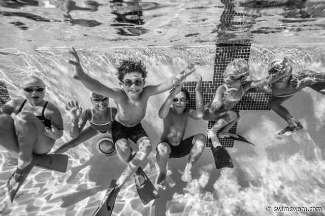 Swim Mom: The Secret To Motivating Our Kids