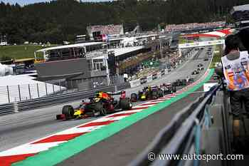 F1 News: Government gives Austria F1 opener plans green light