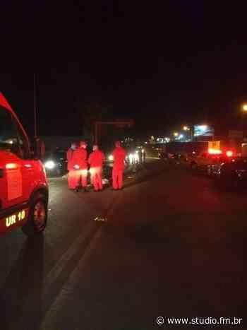 Homem morre atropelado ao atravessar rua em Marau | Rádio Studio 87.7 FM - Rádio Studio 87.7 FM