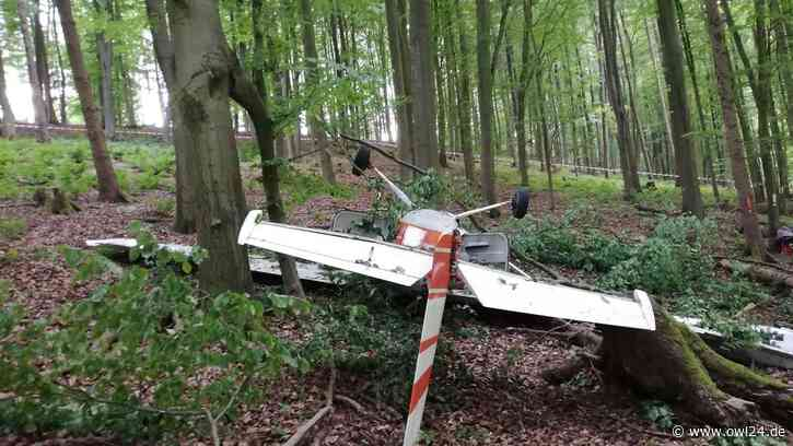 Flugzeugabsturz in Blomberg (NRW): Pilot tot – neue Details zum Unglück | Lippe - owl24.de