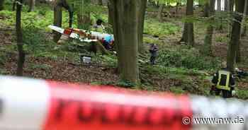 76-jähriger Pilot stirbt bei Flugzeugabsturz in Blomberg - Neue Westfälische