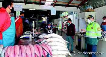 Dos comerciantes dan positivo en tamizajes realizados en mercado de El Tambo - Diario Correo