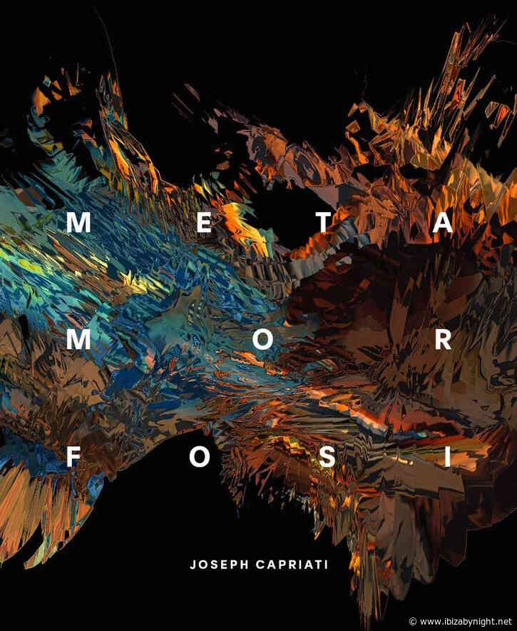 "Joseph Capriati presents ""Metamorfosi"" the new album!"