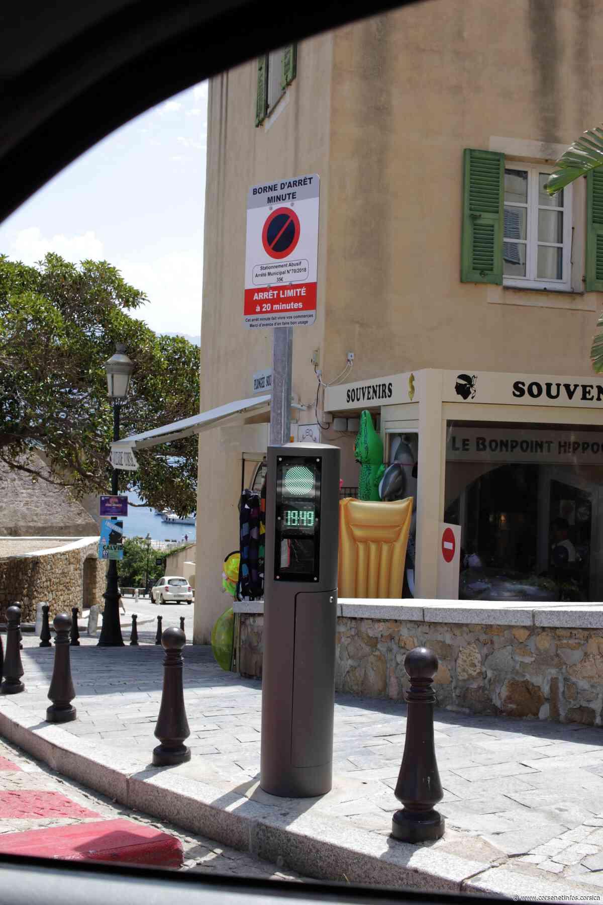 Calvi : Stationnement gratuit jusqu'au 15 juin - Corse Net Infos