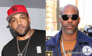 DMX Apologizes To Lloyd Banks For Questioning His Lyrical Skills - balleralert.com