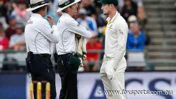 Australia cricket, Cape Town, sandpaper, Umpire Ian Gould comments