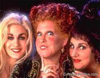Sarah Jessica Parker Just Dropped a Big Tease About the Hocus Pocus Sequel