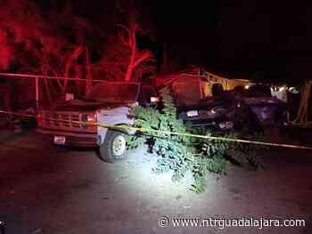 Mueren cuatro en choque carretero en Zapotiltic - NTR Guadalajara