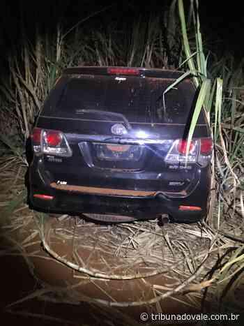 PM encontra carros usados em roubo milionário em Ourinhos - Tribuna do Vale