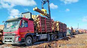 Segezha Group buys new timber trucks for its Vologda facility, Russia - Lesprom Network