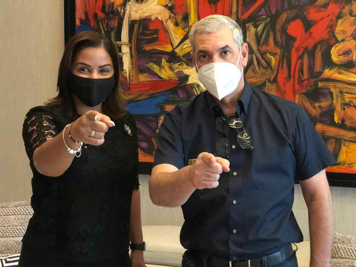 Johny Jones y Mabel Castillo se juramentan en el PLD - Acento