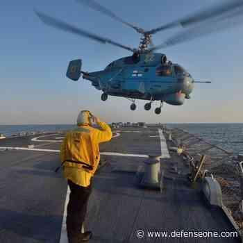 To Boost NATO's Presence in the Black Sea, Get Creative