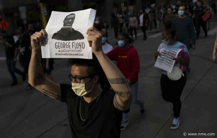 Music industry plans blackout in solidarity with Black community following George Floyd death