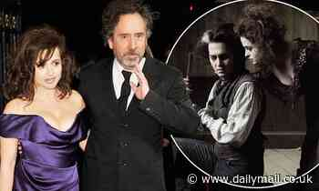 Helena Bonham Carter reveals difficulties of working on Sweeney Todd with ex husband Tim Burton - Daily Mail