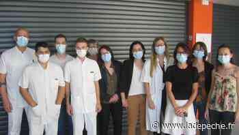 Muret. 537 000 écouvillons stérilisés à la clinique - LaDepeche.fr