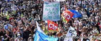 Des milliers de manifestants dans le nord de la France contre le plan d'économies de Renault