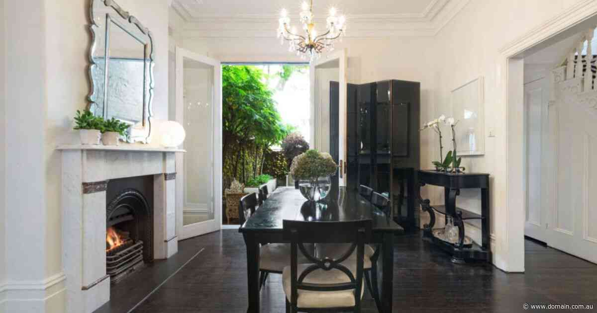 The Paddington townhouse inspired by Yves Saint Laurent for sale - Domain News