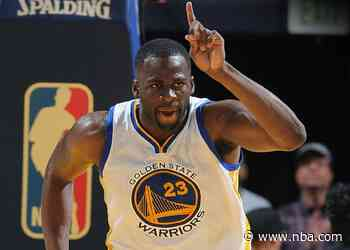 Warriors Sound Podcast: Making of a Champion featuring Draymond Green