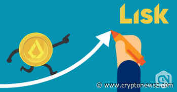 Lisk Price Analysis: Lisk (LSK) Is Taking Small Leaps To A Bright Future - CryptoNewsZ