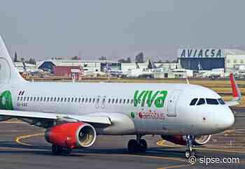 Vuelo de Monterrey tuvo problemas para aterrizar en Merida por mal clima - sipse.com