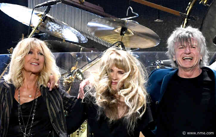 Fleetwood Mac's Neil Finn, Stevie Nicks and Christine McVie share new song to benefit Auckland's homeless
