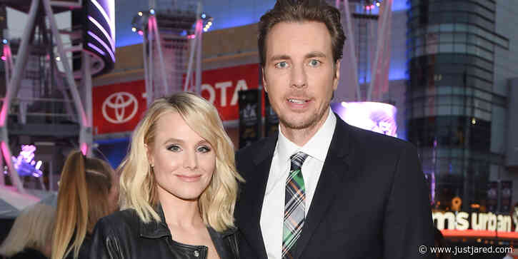 Kristen Bell & Dax Shepard Have a New Co-Parenting Method During Quarantine
