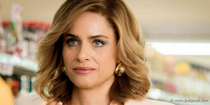 Amanda Peet Talks About Her New Role as Betty Broderick in 'Dirty John' Season 2