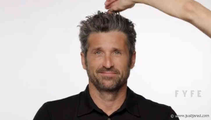 Here's How Patrick Dempsey's Wife Jillian Quickly & Easily Colors His Hair in Quarantine!