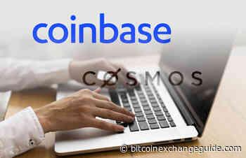 Coinbase Custody Adds Cosmos (ATOM) Staking; Joining Tezos (XTZ) and Algorand (ALGO) - Bitcoin Exchange Guide