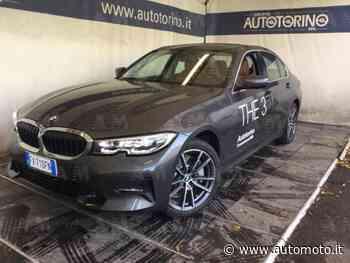 Vendo BMW Serie 3 330e Sport usata a Olgiate Olona, Varese (codice 7499623) - Automoto.it