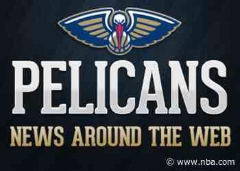 Pelicans News Around the Web (5-30-2020)