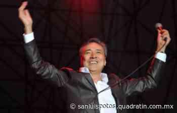 Yoshio, la voz de paz y sentimiento - Noticias de San Luis Potosí - Quadratín San Luis