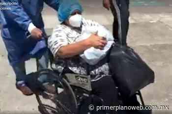 Dan de Alta a Paciente con Coronavirus en el ISSSTE Zitacuaro. - Primer Plano