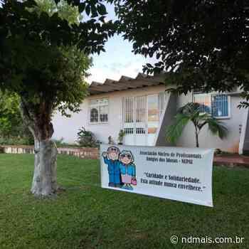 Idosa morre por coronavírus em Palmitos e 16 internos de asilo testam positivo - ND - Notícias