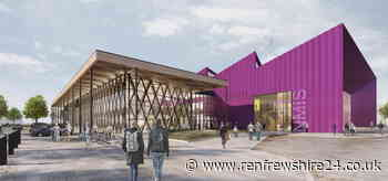Contract awarded for construction of flagship National Manufacturing Institute Scotland facility - Renfrewshire 24 News