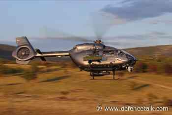 H145M Helicopter – The Flying Command Post
